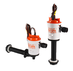 Livewell/Baitwell Pumps