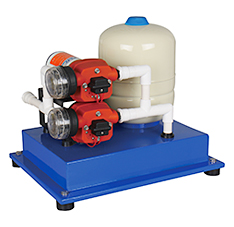 Pump Accumulator Kit (Dubble Pump)