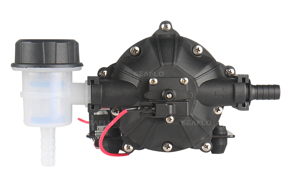 High pressure diaphragm pump shurflo similar 70gpm carpet wash 53 series dc diaphragm pump 12v24v 15 26lpm 17 70psi ccuart Images
