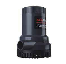 12V 2000GPH Submersible Water Pump