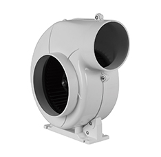 02 Series SEAFLO Flex Mount Bilge Blower Fan 320 CFM