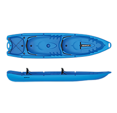 SEAFLO Parent-child Kayak  SF-4001