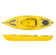 SEAFLO Sit-in Kayak SF-1006