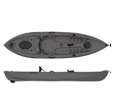 SEAFLO Fishing Kayak SF-1007