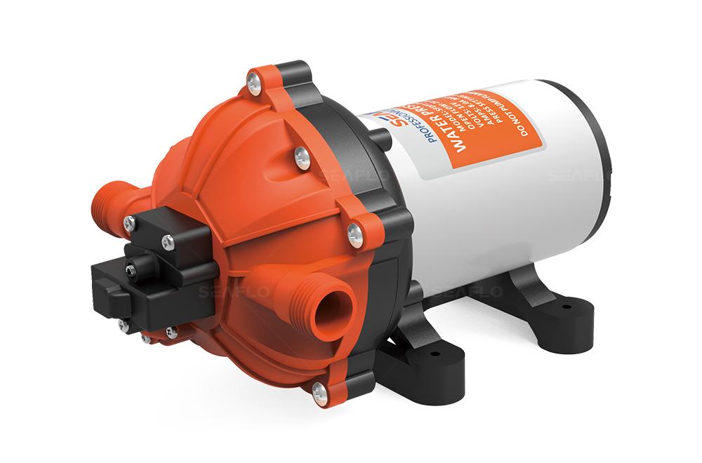 Rv pumps chain supplier seaflo 30gpm 60psi on demand diaphragm 54 series dc diaphragm pump 12v24v 30 200lpm 17 70psi ccuart Choice Image
