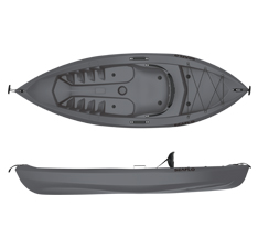 SEAFLO Blow-Molded Kayak SF-1008