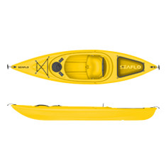 SEAFLO Adult Recreational Kayak SF-1004