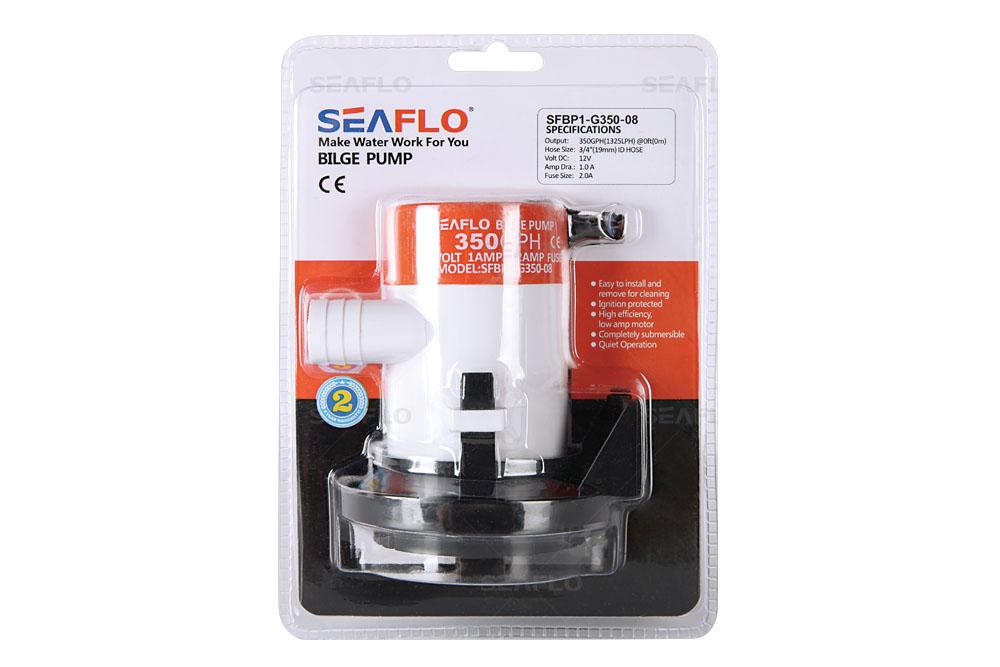 bilge pump boat seaflo 600gph submersible marine pump rh seaflo com