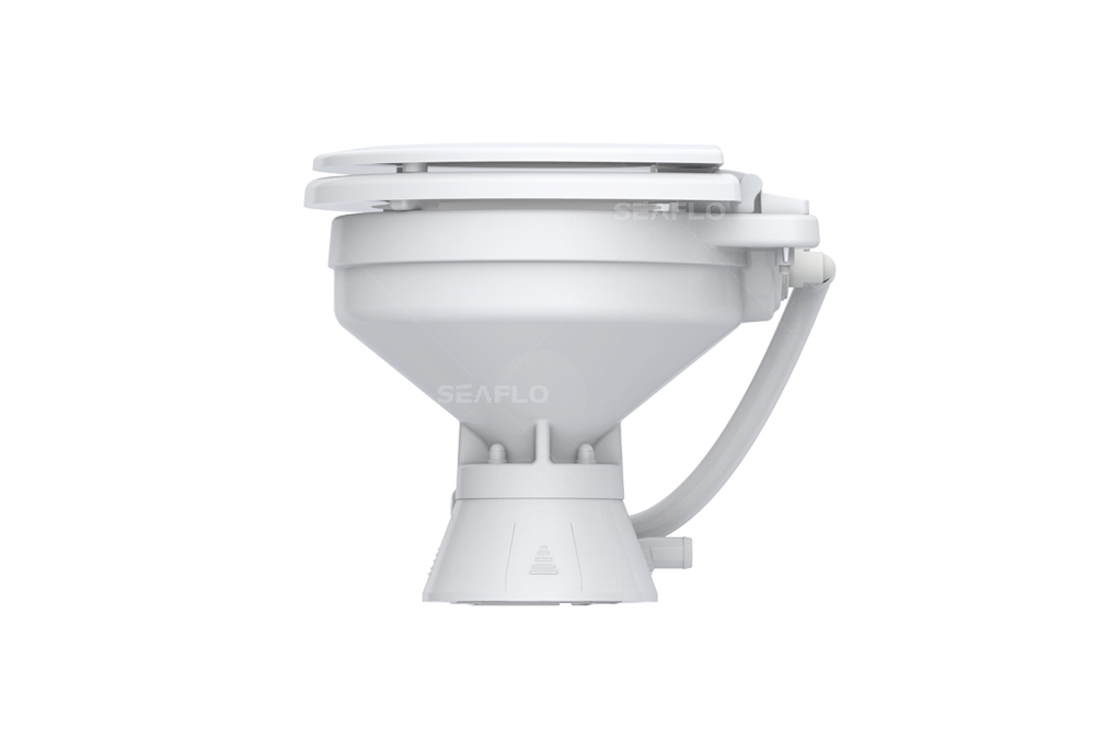 SEAFLO Electric Marine Toilet