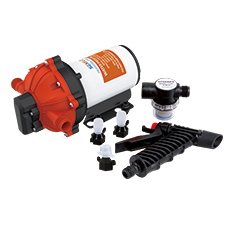51 Series Washdown Pump Kit Without Coiled Hose