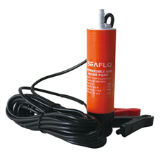 SEAFLO 280GPH Submersible and Inline Pump