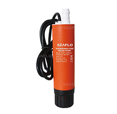 SEAFLO 500GPH Submersible and Inline Pump