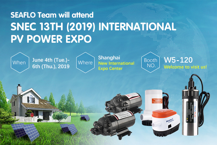 2019 SNEC 13th International Photovoltaic Power Expo