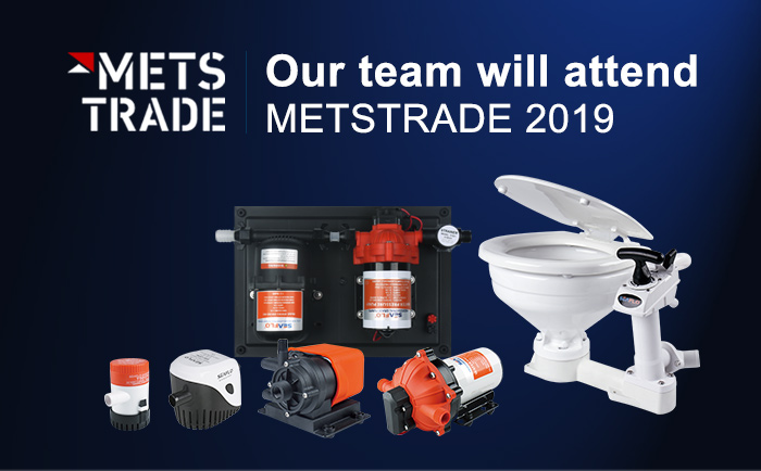 Our team will attend-METSTRADE 2019