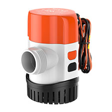 Electronic Sensing Automatic Bilge Pump –New Design 13B SERIES 600/800/1100GPH
