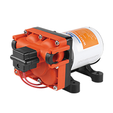SEAFLO 43 Series DC Diaphragm Pump 12V/24V 3.0-11.3LPM 17-60PSI